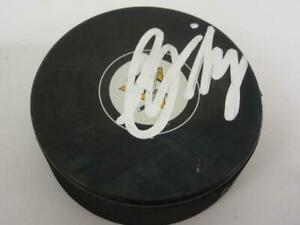 Olli Maatta Pittsburgh Penguins signed autographed hockey puck