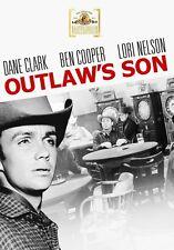 Outlaw's Son 1957 (DVD) Dane Clark, Ben Cooper, Lori Nelson, Ellen Drew - New!