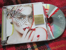 Kylie Minogue ‎–Kylie X.  Parlophone ‎– 513 9522 Special edition UK CD Album
