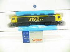 Roco 63448 diesellok d319.257.2 amarillo/negro Renfe esu digital Loksound xl248
