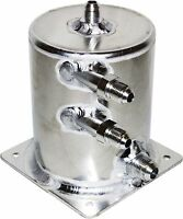 Aluminium-Catchtank 1l, Fuel / Benzin Catch Tank, Dash, Rallye, Racing, OBP