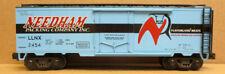 MTH MT-9401L Needham Packing Company Refrigerator Car MIB O-GAUGE