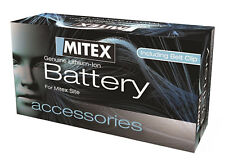 MITEX Li-Ion Batteria 2200 mAh Per Mitex Site Radio portatile