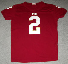 Florida St Seminoles #2 Football Jersey- Size Youth 14