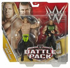 WWE D-Generation X TRIPLA H ROAD DOGG DX BATTLE PACK SERIE 45 WRESTLING FIGURE