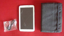 Samsung Galaxy Tab 3, SM-T210, 7 inch 8GB Black, Working, broken screen, tablet
