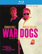 War Dogs (Blu-ray Disc ONLY, 2016)