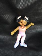 FISHER PRICE Loving Family Dream Dollhouse AA Black Girl Doll Ballet Ballerina