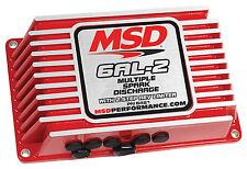 New listing Msd 6421Cr Digital 6Al-2 Igniton Control (Fr)