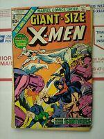 X-MEN GIANT-SIZE 2 1974 MARVEL COMICS 1974 XMEN X MEN #2