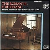The Romantic Fortepiano (Gluck, Chopin, Schumann ) (Richard Burnett) (CD 1987)