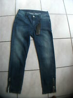 Rosner slim skinny Jeans Acy Bodyshaping jegging blau Gr. 36