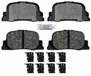 Disc Brake Pad Set-Ceramic Disc Brake Pad Rear ACDelco fits 05-10 Honda Odyssey