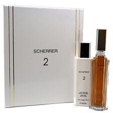 SCHERRER 2 BY JEAN LOUIS SCHERRER 2 PCS GIFT SET 3.3 oz EDT + 5.0 oz BODY LOTION