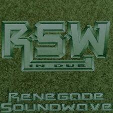 Renegade Soundwave - Renegade Soundwave in Dub [CD]