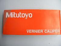 Messschieber, analog, Mitutoyo, 0 - 150 mm,  Typ 536-151