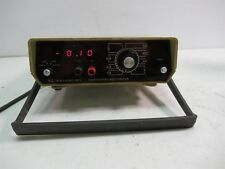Vintage Keithley 160B Digital Multimeter Benchtop Portable Lab Unit