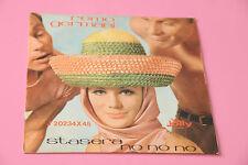 """REMO GERMANI 7"""" VATTENE ORIG ITALY '60 EX !! SOLO COPERTINA SENZA DISCO"""