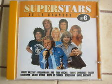 8c4acb8027974b cd johnny hallyday SuperStars de la chanson N°6 lavilliers lama adamo bécaud