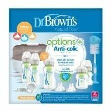 Dr Browns Options+ Wide Neck Deluxe Newborn Gift Set