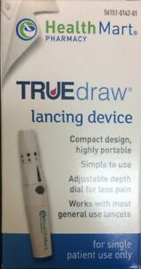 Lancing Device Fits Most Lancets