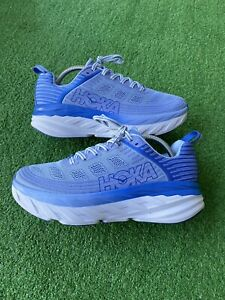 HOKA ONE Bondi 6 Women's Comfort Cushioned Athletic Sneakers Size 10 Men's 9/9.5