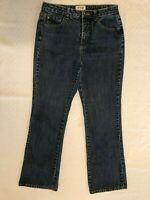 St. John's Bay Women's Stretch Size 12 Blue Denim Jeans