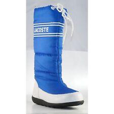 LACOSTE SNUG 37-40.5 NUEVO 150€ Botas De Invierno boots sneaker protect carnaby