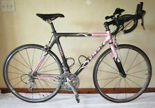 Trek Madone carbon Project One road bike 56cm triple crankset