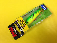 Rapala Countdown ABACHI LIPLESS CDAL-7 FTU, Firetiger UV Color Lure.