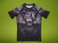 Rashguard VENUM (XL) WEREWOLF PERFECT !!! shirt short sleeves MMA UFC