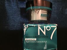 Boots No.7 Protect & Perfect Intense ADVANCED Night Cream**FREE SHIPPING!!