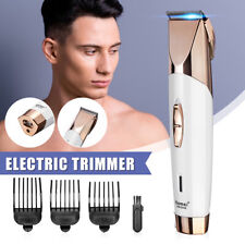 Rechargeable Hair Clipper Trimmer Men Shaver Electric Cutter Haircut Machine