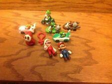 Mario Set Of Push Cars Bag Hanger Shy Guy Luigi More