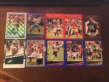 2020 donruss football pick your player base, rated rookie, insert parallel