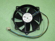 EVERFLOW F129025SU 90/80mm x 25mm CPU Round Cooling Fan PWM 12V 0.38A 4Pin B125
