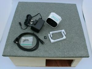 Hedgehog Feeding House With WiFi Camera Kit! Watch Live On Your Phone & Tablet!