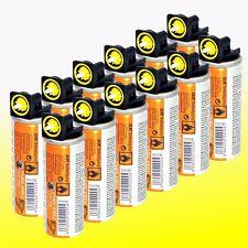 12x Gaskartusche (Fuel Cell) gelb z.B. für Montana Paslode Hitachi Bostitch  Gas