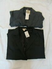 Bundle Of 2 Womens H&M New Look Black Blue Blazer Jackets Size 8 BNWT RRP £97.98