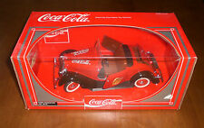 1996 COCA COLA COKE FORD ROADSTER DIE CAST - REF. 9510