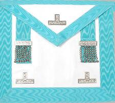 Masonic worshipful Master apron (lambskin)
