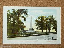 Vintage Postcard: Phoenix Park & Wellington Monument, Dublin, FF & Co