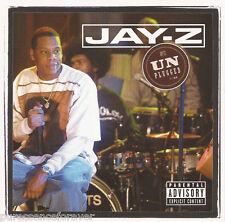 JAY-Z - MTV Unplugged (EU/UK 13 Track CD Album)