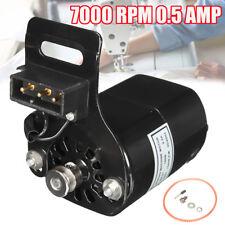1PC Universal 220V 100W Home Sewing Machine Motor 7000 RPM K-BRACKET 0.5 AMP New