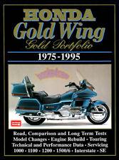 HONDA GOLDWING BOOK PORTFOLIO GOLD WING 1000-1500