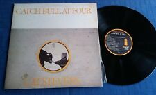 CAT STEVENS - CATCH BULL AT FOUR- ISLAND RECORDS Inc 1972 - ILPS 9206 - EXC ++