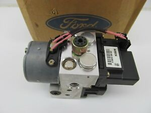 NEW GENUINE OEM Ford F8RZ-2M110-BA  ABS Pump WITHOUT Traction Control ONLY
