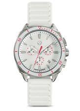ORIGIN MERCEDES BENZ CRONOGRAFO DONNA LADY Orologio Orologio da polso bianco by Swiss Made ®