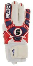Size 8 Select 33 All Round Soccer Left-Hand ONLY! Goalkeeper Glove - Red/ Blue