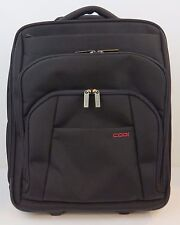 "CODi Mobile Max 17"" Wheeled Rolling Roller Laptop Case Carry On Bag"